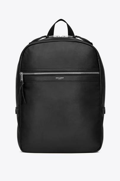 City Backpack by Saint Laurent