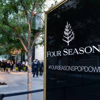 Four Seasons Hotels and Resorts launches the Four Seasons Pop Down
