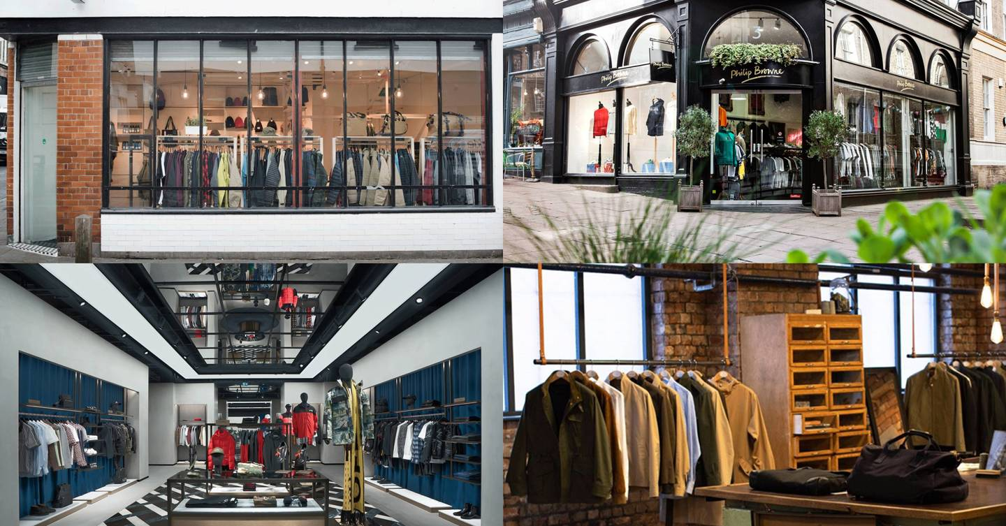 e598c6fbb999c GQ's guide to the best menswear shops outside of London in the UK | British  GQ