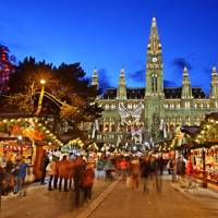 Best for more than one market: Christmas markets in Vienna