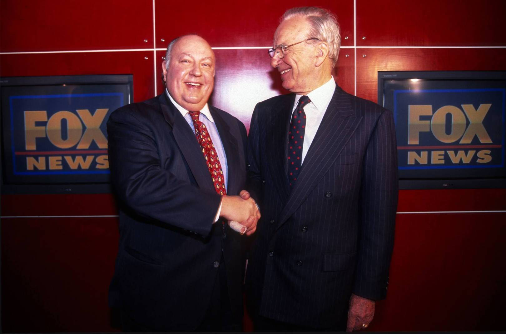 Roger ailes dead at 77 why he was responsible for donald trump s rise british gq