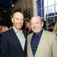 John Reid and Paul McGuinness