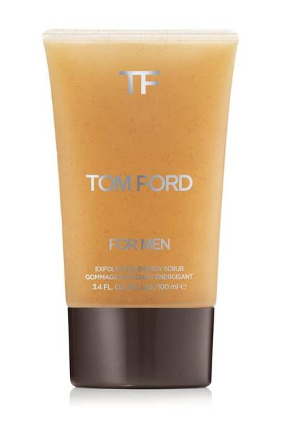 Tom Ford face scrub