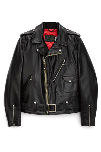 Rag & Bone x Schott leather jacket