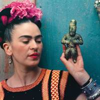 6) Frida Kahlo: Making Her Self Up at V&A
