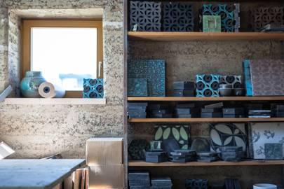 Tiles by Karak