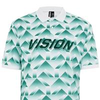Polo shirt by Vision Street Wear