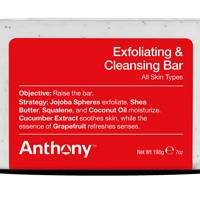 Exfoliating and cleansing bar by Anthony