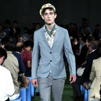 Look 3 from the Spring/Summer 2012 collection