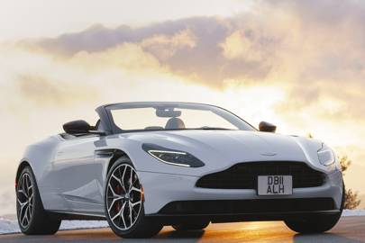 Aston Martin Volante Review This Years Most Beautiful Car British GQ - Aston martin vantage