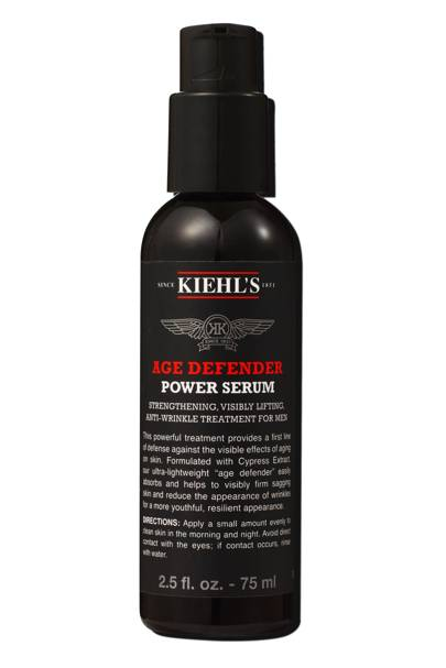 GQ.co.uk Readers' Choice Award for Best Daily Skincare Range: Kiehl's