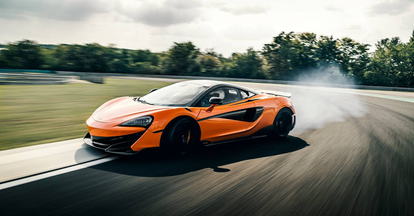 mclaren 600 lt it might just be the best car mclaren has made british gq. Black Bedroom Furniture Sets. Home Design Ideas