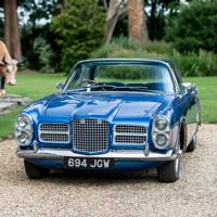 1962 Facel Vega II coupé