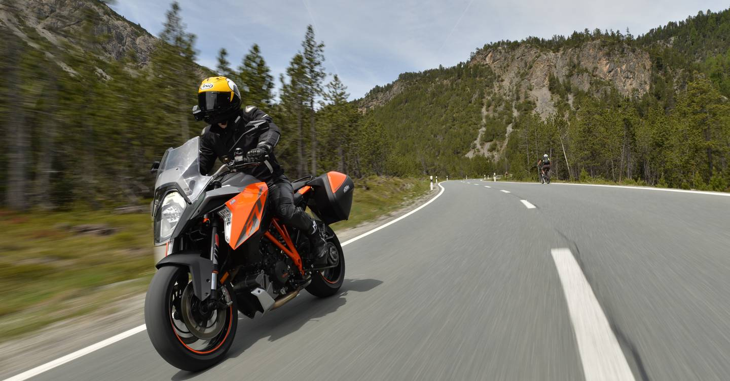 KTM 1290 Super Duke GT Review