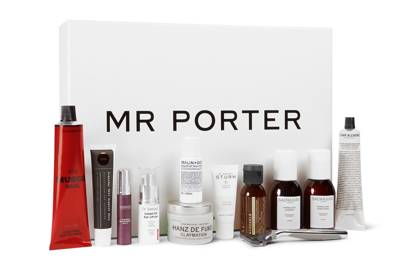 Restore kit by Mr Porter