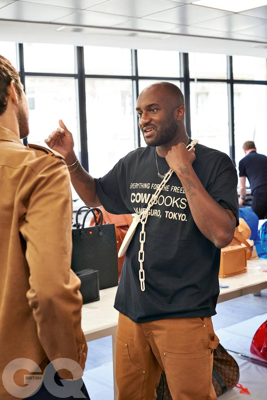 0066fb2820f1 Virgil Abloh interview   I now have a platform to change the industry... So  I should