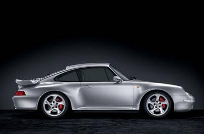 £40,000 - £65,000 - Porsche 993 Carrera 2