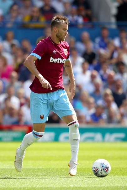 Andriy Yarmolenko – Borussia Dortmund to West Ham (£17.5 million)