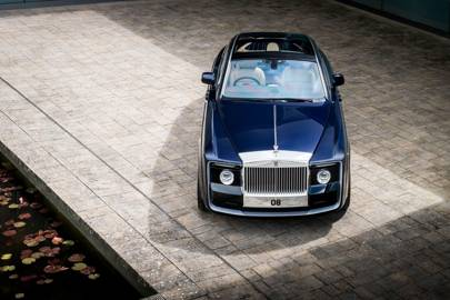 Rolls Royce Sweptail It S Ludicrously Bespoke British Gq