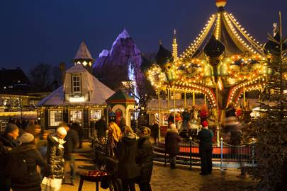 Best for a fairytale setting: Tivoli Gardens, Copenhagen