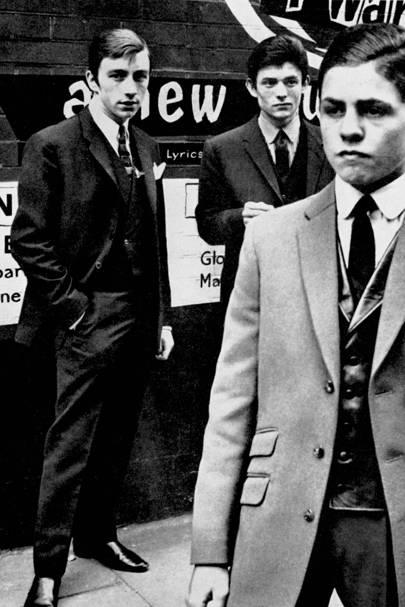 Mod Culture Sixties Fashion British Gq