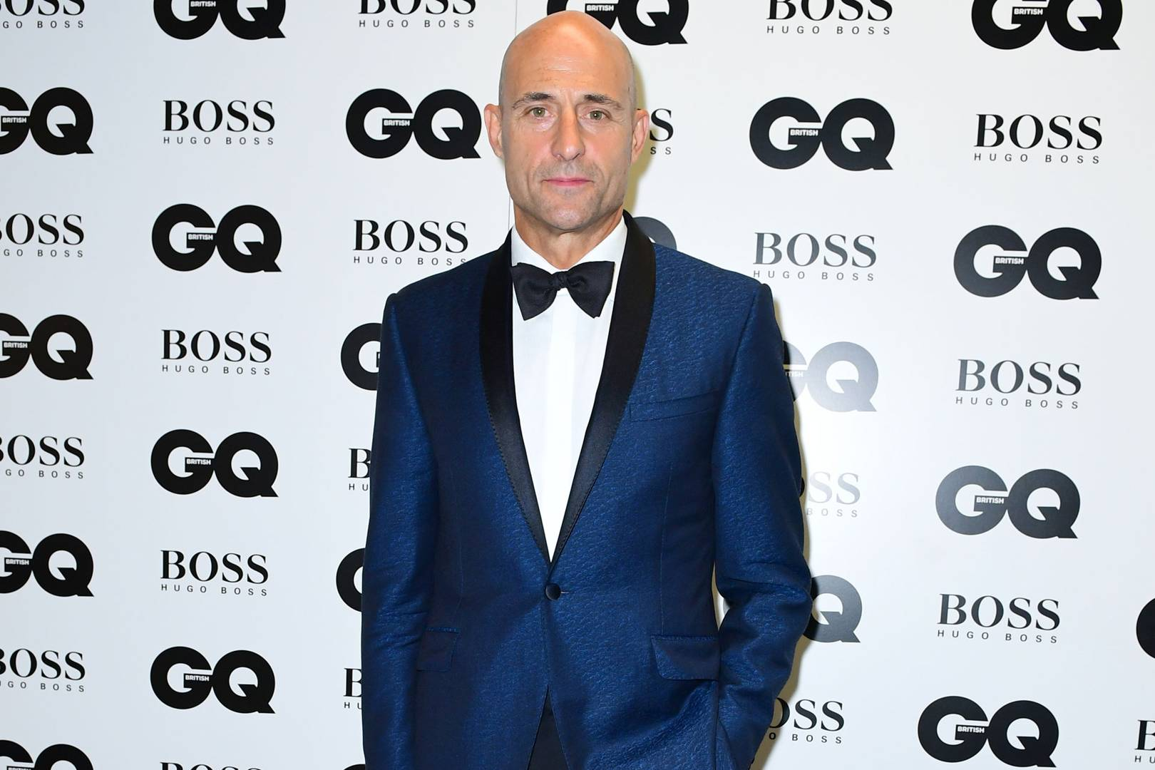 0f47f4f24b2 'Arsène Wenger is my man of the year': GQ talks to Mark Strong | British GQ