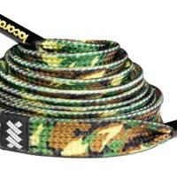 Army Camo Shoelace Belt by Lacorda