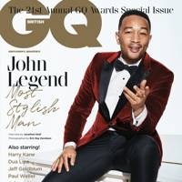 Hugo Boss Most Stylish Man: John Legend