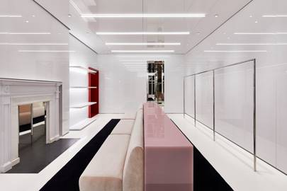 Take a look inside Givenchy's first UK store