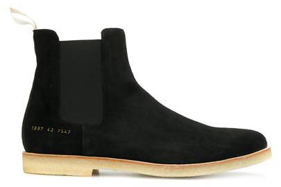 Chelsea boots by Common Projects