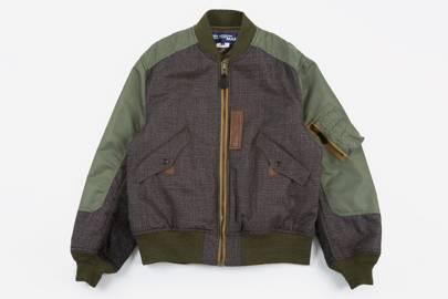 Junya Watanabe Man bomber jacket