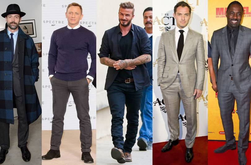 How To Dress In Your 40s British Gq