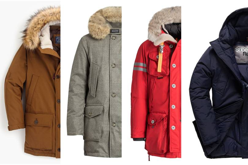 20 of the best parkas for men | British GQ