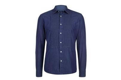 Hackett Kensington denim shirt