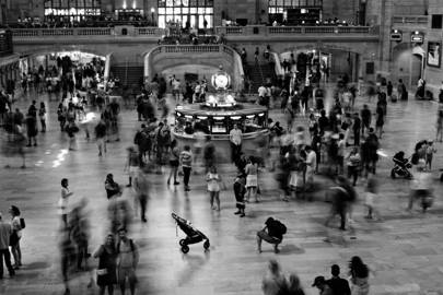 Untitled (Grand Central Station)