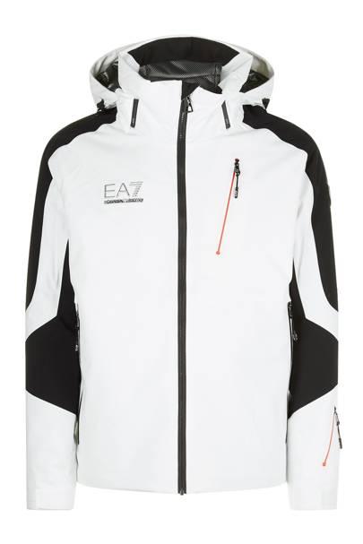 The ski jacket