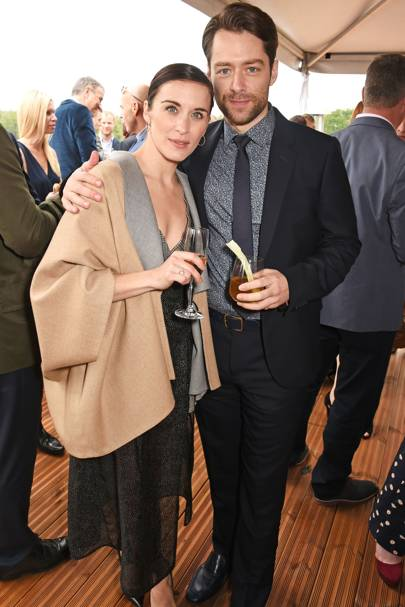 Vicky McClure & Richard Rankin