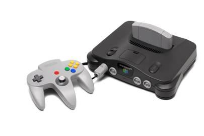 N64 by Nintendo