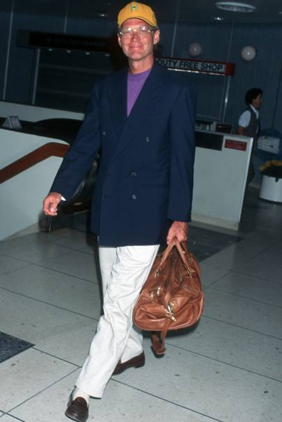David Letterman, 1995