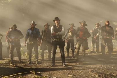 Red Dead Redemption 2's multiplayer mode
