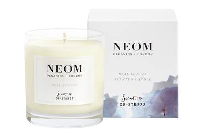 Neom Organics London Real Luxury Three Wick Candle