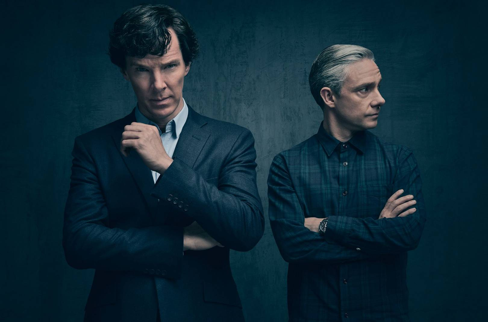 Benedict Cumberbatch Is Marvels Strangest Superhero British Gq Andrew Smith Classic Formal Shirt Cokelat S