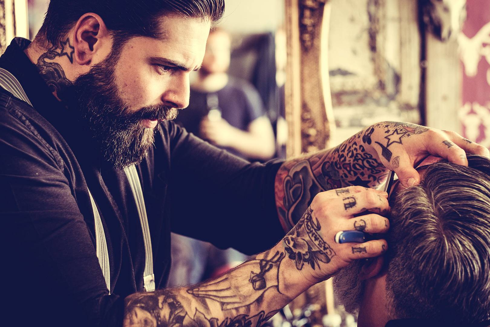 world suicide prevention day: the lions barber collective are