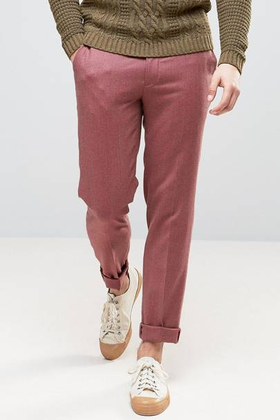 ASOS Merino wool trousers