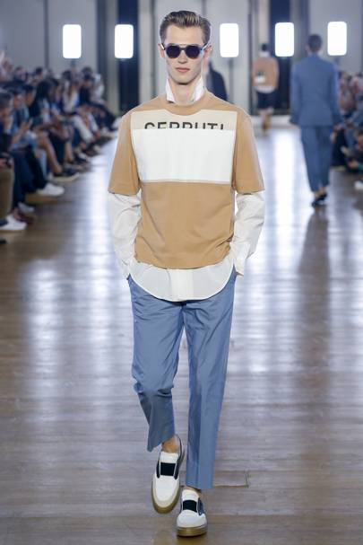 cf36089d5077 What we learned today at Paris Fashion Week - The Button Down