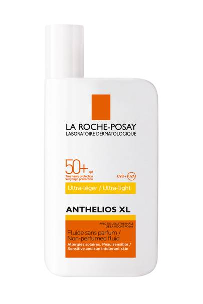 La Roche-Posay 50+ Anthelios XL Ultra Light Fluid SPF 50+
