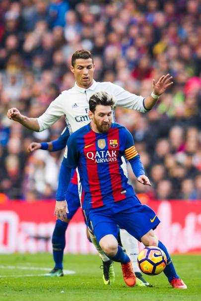 Who Really Is The Best Messi Or Ronaldo British Gq