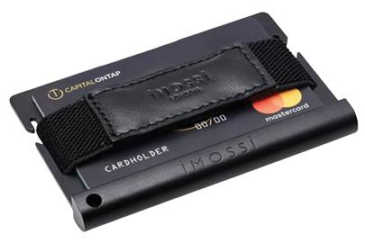 The Customisable N2 Wallet by imossi london