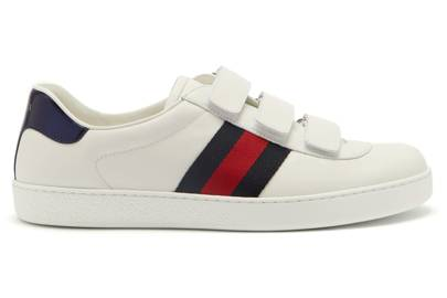 New Ace Web trainers by Gucci