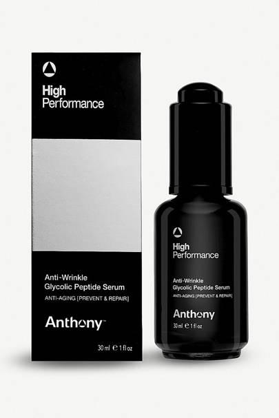 High Performance Anti-Wrinkle Glycolic Peptide Serum by Anthony